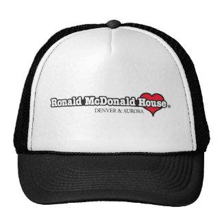 Coeur de Ronald McDonald Casquette Trucker