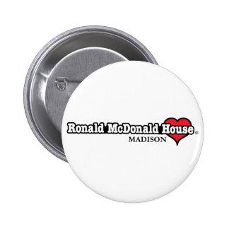 Coeur de Ronald McDonald Pin's