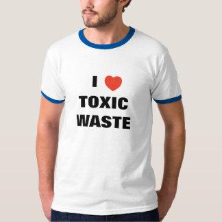 [Coeur] déchets I toxiques T-shirt