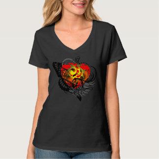 Coeur et aile t-shirts