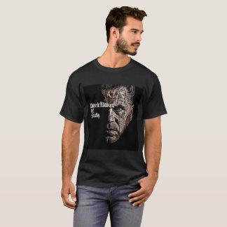Coeur foncé des âmes - conception gothique t-shirt