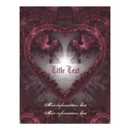 Coeur gothique pourpre 001 prospectus