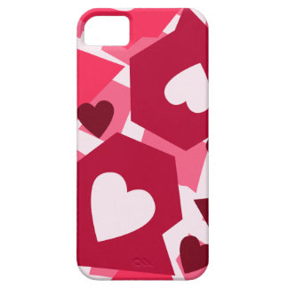 Coeur groupé coques Case-Mate iPhone 5