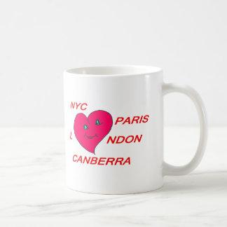 COEUR LOVE NYC PARIS LONDON CANBERRA 1.PNG MUG