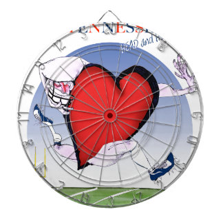 Coeur principal de Tennesse, fernandes élégants Jeu De Fléchettes