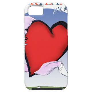 coeur principal du Maryland, fernandes élégants Coque Tough iPhone 5