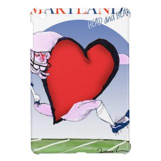 coeur principal du Maryland, fernandes élégants Étui iPad Mini