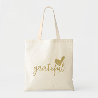 coeur reconnaissant sac