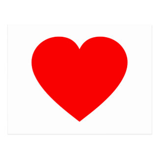 cartes postales coeur rouge de valentines personnalis es. Black Bedroom Furniture Sets. Home Design Ideas