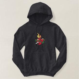 Coeur sacré sweatshirt avec capuche