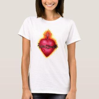 Coeur sacré t-shirt