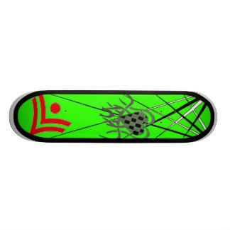 Coeur tribal skateboard 21,6 cm