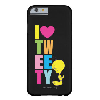 Coeur Tweety de Tweety I Coque iPhone 6 Barely There