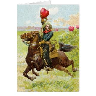 Coeurs 4 de prairie cartes