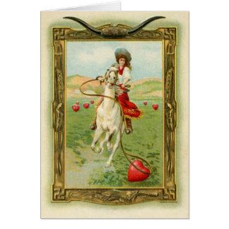 Coeurs antiques 1 cartes
