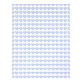 Coeurs bleus d'Alice dans un jardin anglais de Prospectus 21,6 Cm X 24,94 Cm