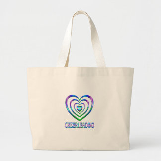 Coeurs Cheerleading Grand Tote Bag