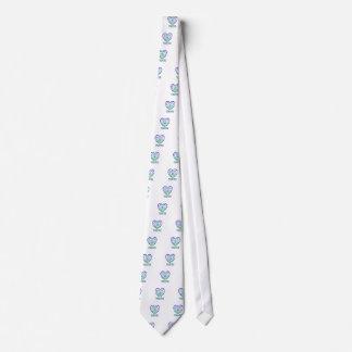 Coeurs de théâtre cravate
