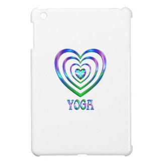 Coeurs de yoga étui iPad mini