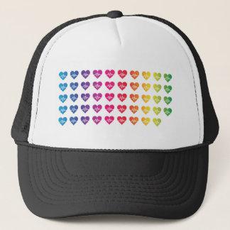 Coeurs d'un d'Orlando un arc-en-ciel 49 Casquette