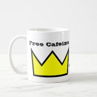 Coffe libre de cafeine mug