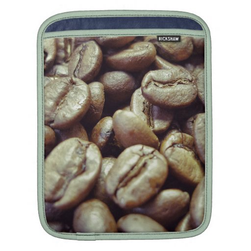Coffee Beans Case for iPad Poches Pour iPad