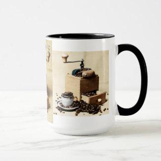 Coffee Mill - moulin de café Tasses