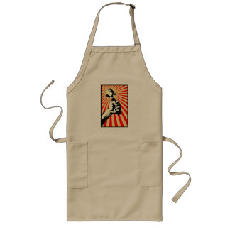 Coffee Revolution Apron - Barista designs Tabliers