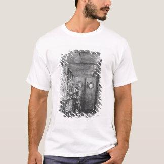 Coffres-forts à la banque de la France à Paris, T-shirt