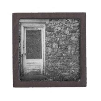 Coffret A Bijoux Cette vieille gamme de gris de mur de roche