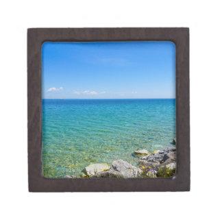 Coffret Cadeau De Première Qualité Belles couleurs du lac Huron
