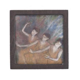 Coffret Cadeau De Première Qualité Danseuses d'Edgar Degas | Trois