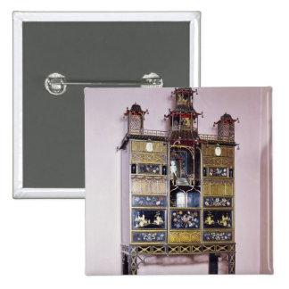 Coffret de pagoda dans le style de Thomas Chippend Badge