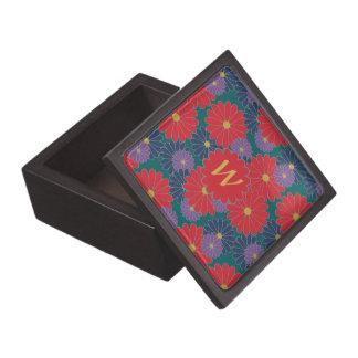 Coffrets Cadeaux De Première Qualité Boîte florale de bibelot d'automne sensationnel