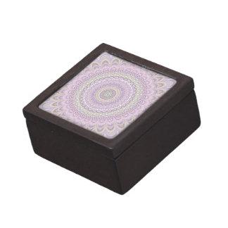 Coffrets Cadeaux De Première Qualité Mandala floral en pastel de cercle