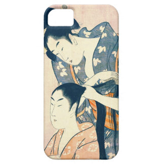 Coiffure 1798 coques iPhone 5 Case-Mate