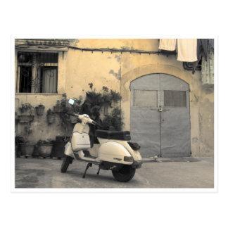 Coin sicilien carte postale