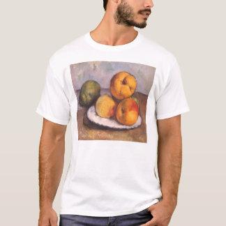 Coing, pommes et poires par Paul Cezanne T-shirt