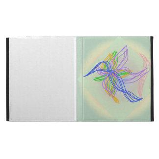 Colibri 01 coque folio iPad