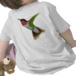 Colibri de vol t-shirt