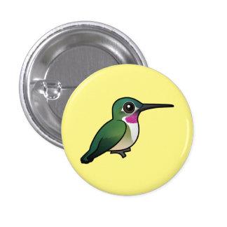 colibri Large-coupé la queue Badges