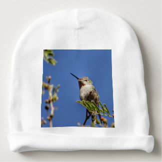 Colibri sur la branche par SnapDaddy Bonnet De Bébé