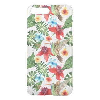 Colibri tropical coque iPhone 8 plus/7 plus