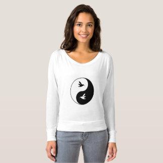Colibris de Yin Yang T-shirt