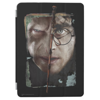 Collage 10 de Harry Potter Protection iPad Air