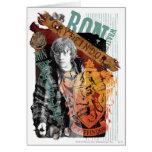 Collage 1 de Ron Weasley Carte De Vœux