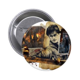 Collage 7 de Harry Potter Badge