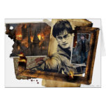 Collage 7 de Harry Potter Cartes De Vœux