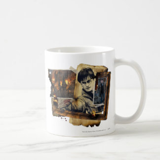 Collage 7 de Harry Potter Mug