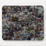 """Collage de citation """"d'histoire d'enfant"""" tapis de souris"""